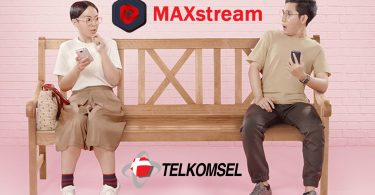 MAXstream Telkomsel Feature
