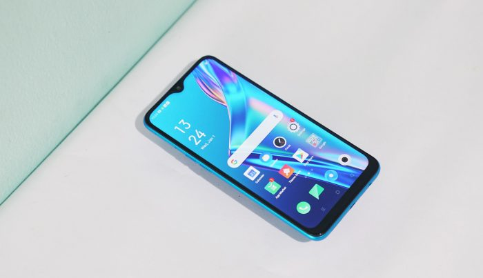 OPPO A12 Display
