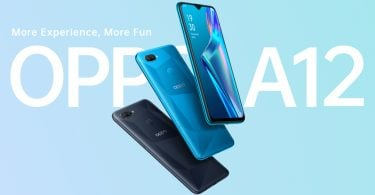 OPPO A12 Feature