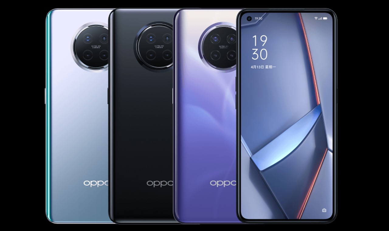 OPPO Ace2 Feature