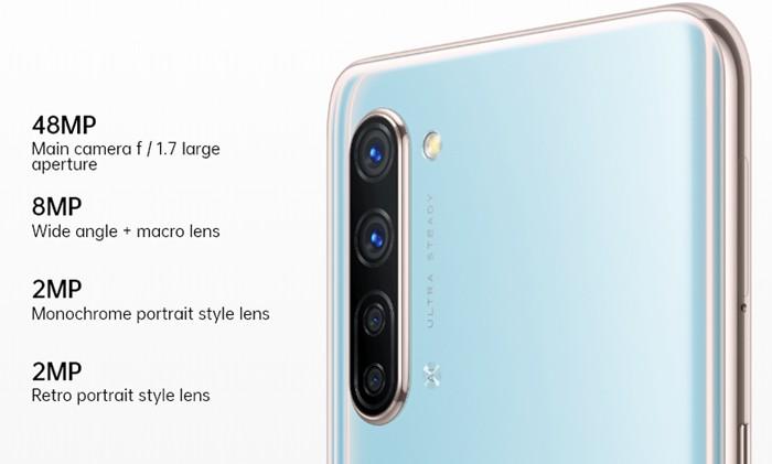 OPPO Find X2 Lite Quad Cam