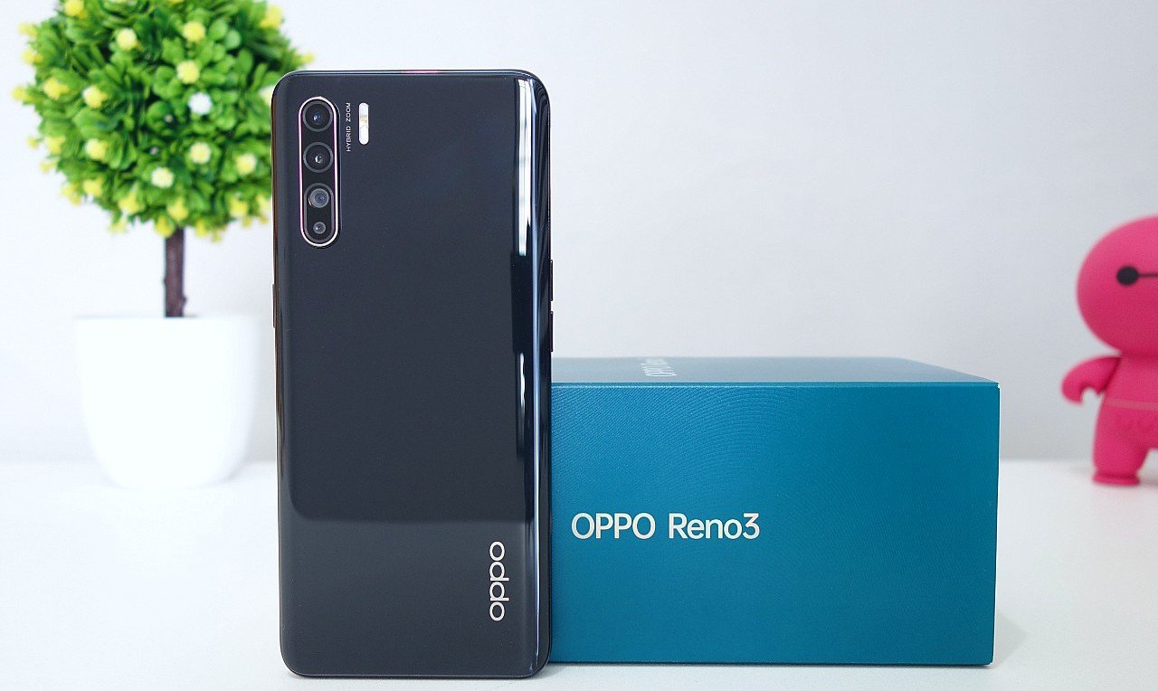 OPPO Reno3 Header Review