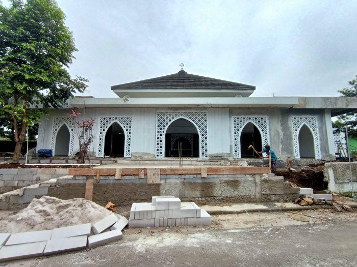 OPPO Reno3 Kamera Belakang Masjid Wide