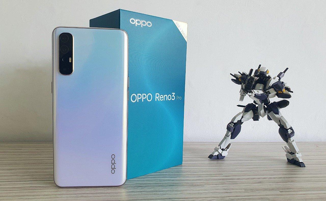 OPPO-Reno3-Pro-Robot