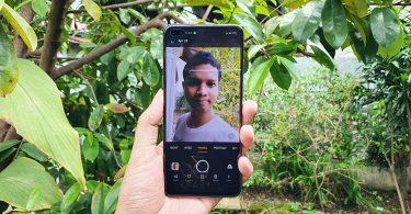 OPPO Reno3 Pro Selfie Header