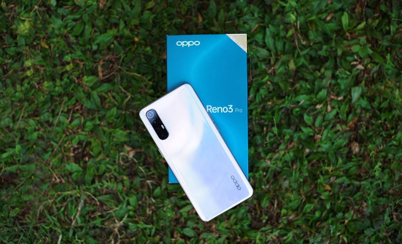 OPPO Reno3 Pro White