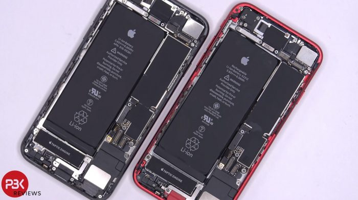 PBK Reviews iPhone SE 2020 dan iPhone 8