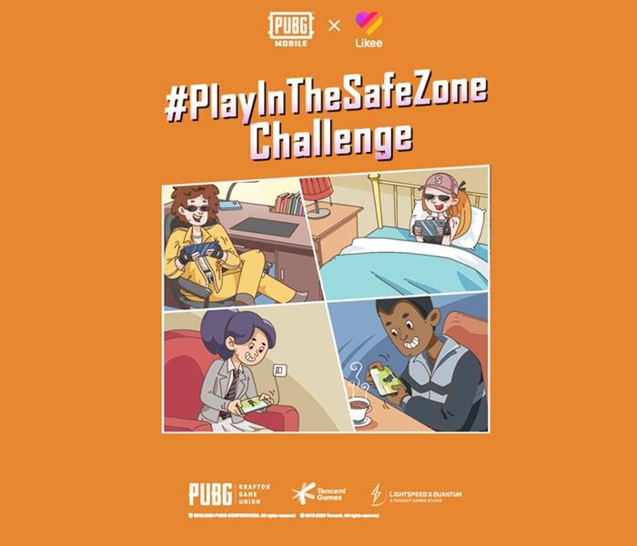 PlayinthesafeZone Likee poster