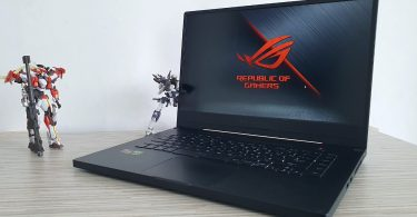 Review ASUS ROG Zephyrus GA502D Header