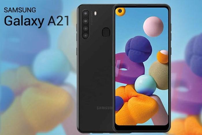 Samsung Galaxy A21 All