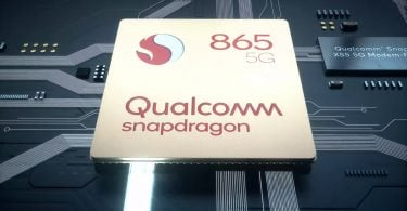 Snapdragon 865 5G Header
