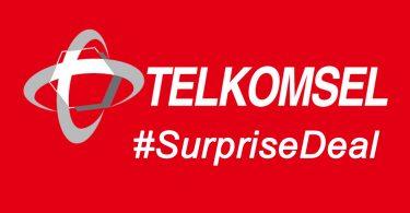 Telkomsel SurpriseDeal Feature