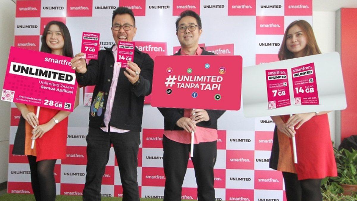 Unlimited Smartfren Feature 7GB