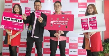 Unlimited Smartfren Feature 7GB