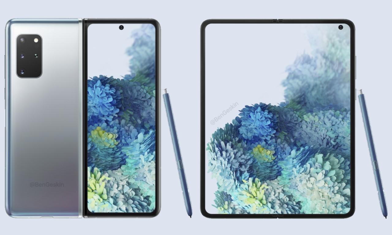 Samsung Galaxy Fold2 Header