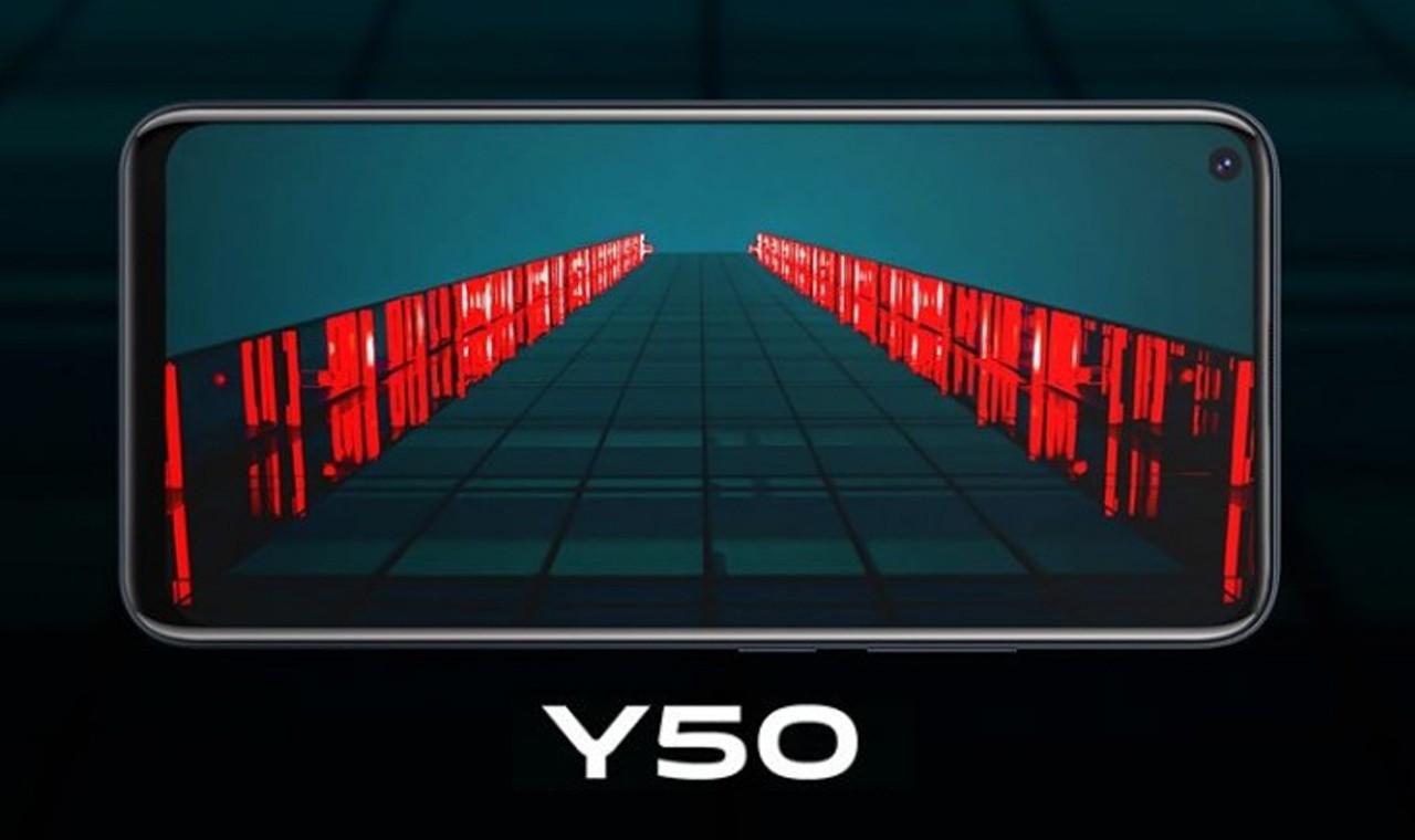 Vivo Y50 Feature