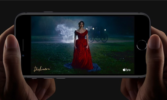 iPhone SE 2020 VS iPhone 11 Layar