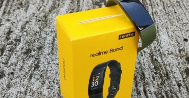realme Band Feature fix