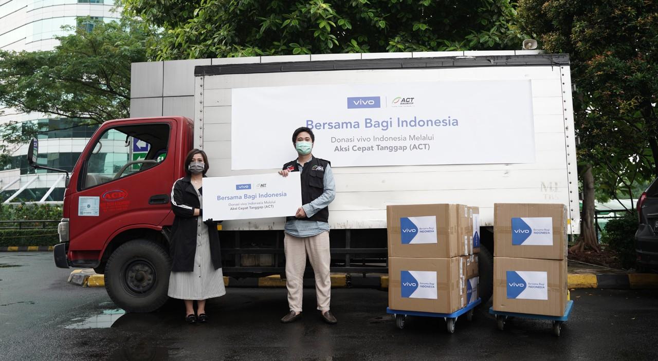 Bersama bagi indonesia vivo header