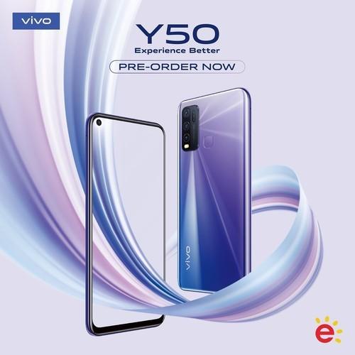 vivo Y50 Pre Order