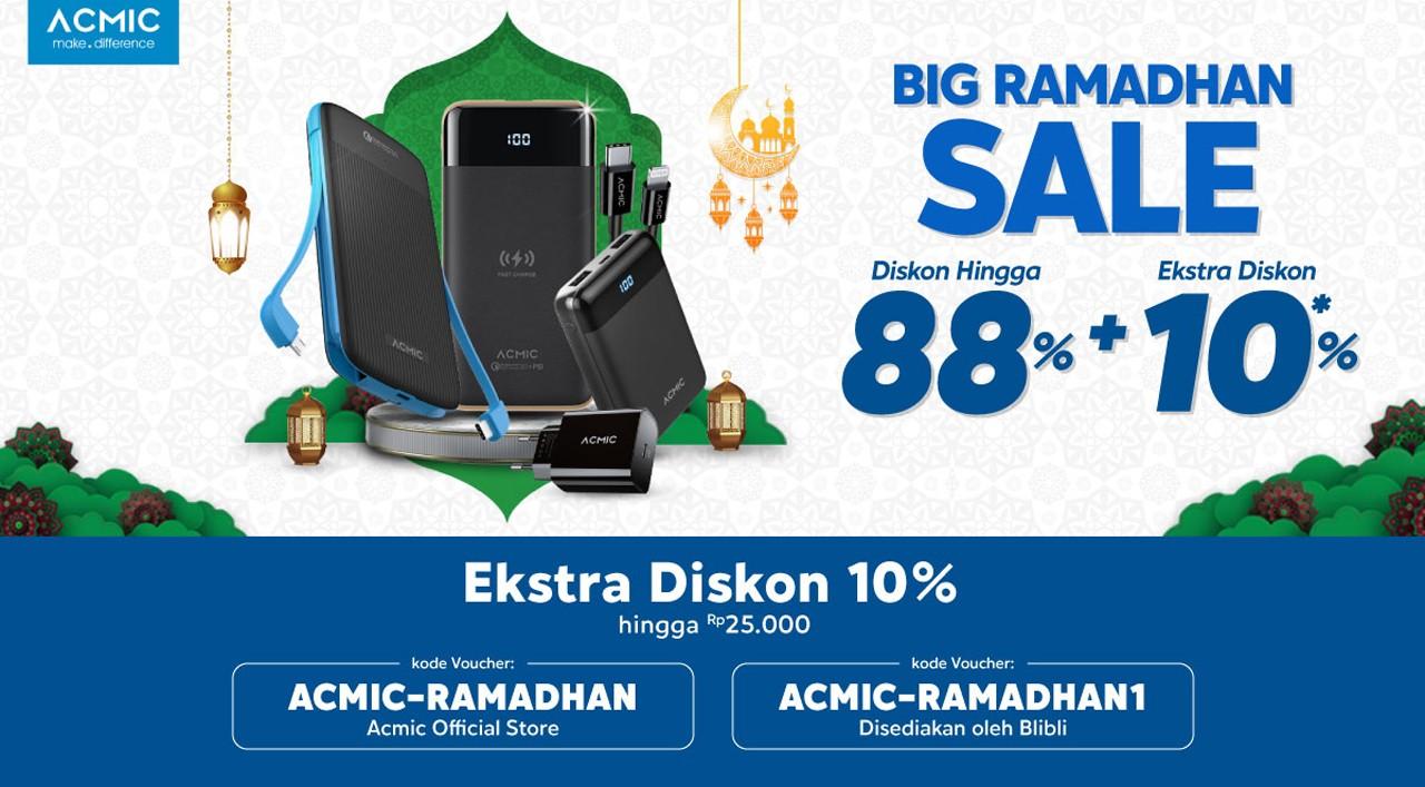 ACMIC BIG Ramadhan Sale
