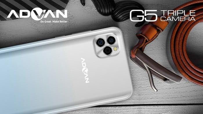 ADVAN G5 Back