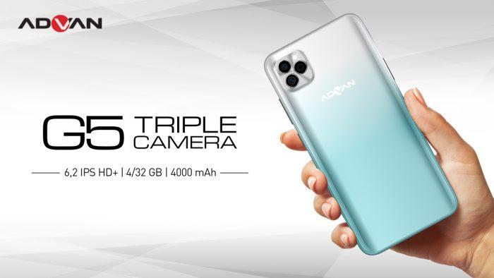 ADVAN G5 TriCam