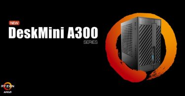 ASRock DeskMini A300 Header