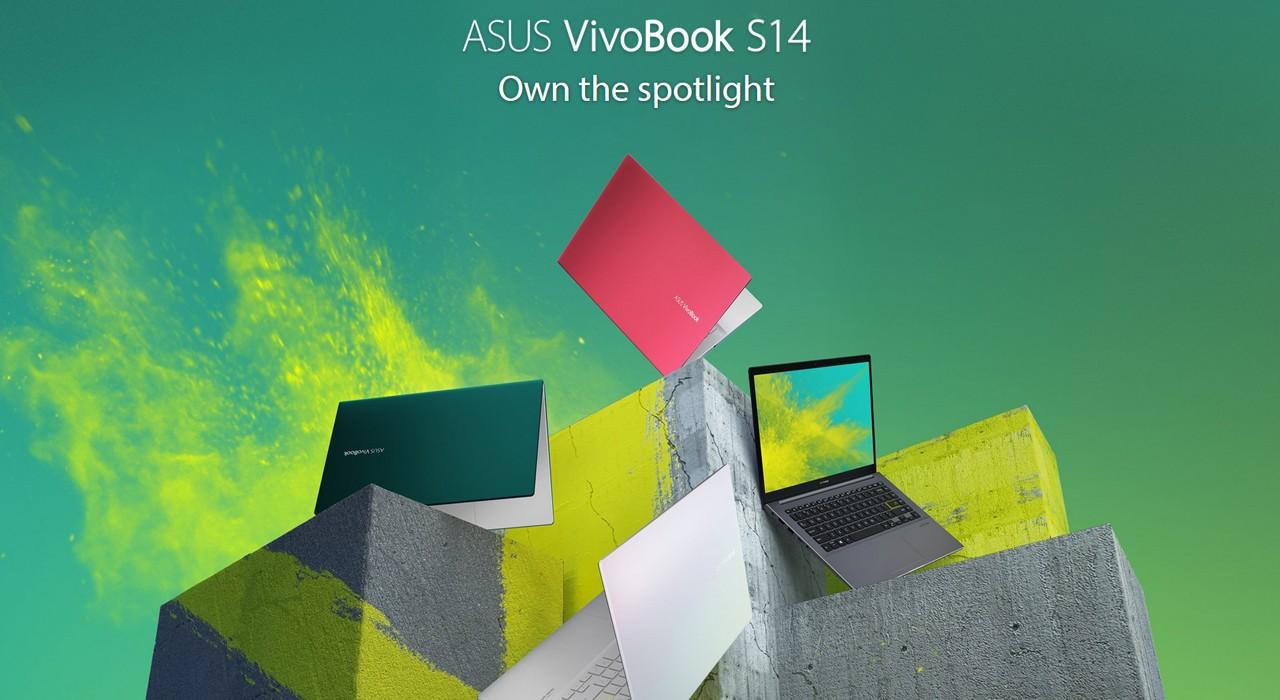 ASUS VivoBook S14 S433 Feature