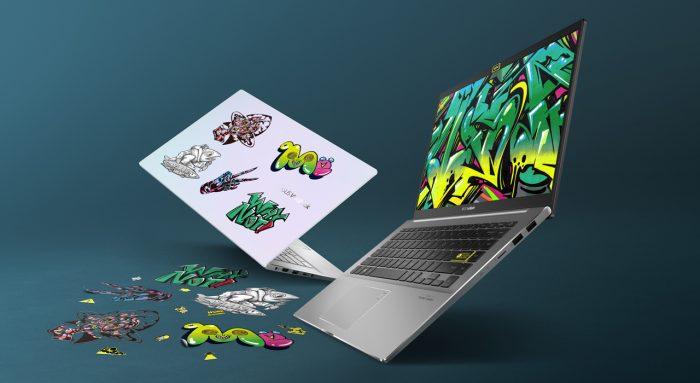 ASUS VivoBook S14 S433 Sticker
