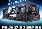 ASUS-Z490-Series