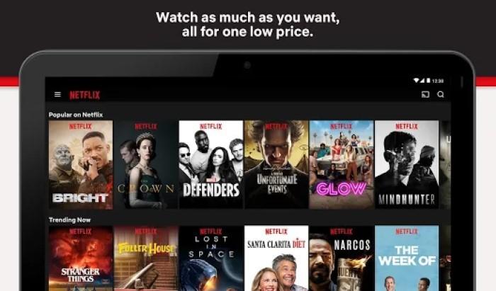Aplikasi Streaming yang Cocok Buat Ngabuburit Selama Pandemi - Netflix