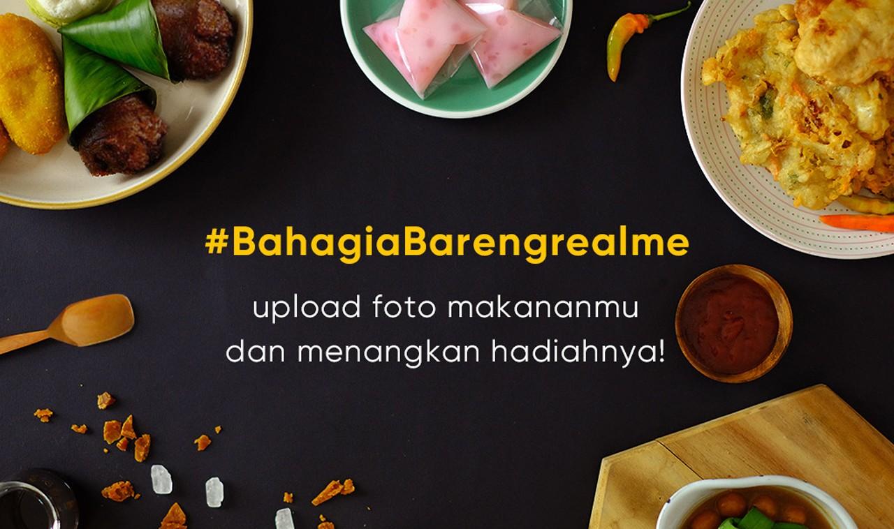 BahagiaBarengrealme Feature