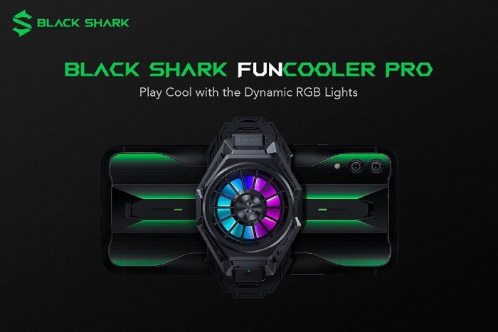 Black Shark Funcooler
