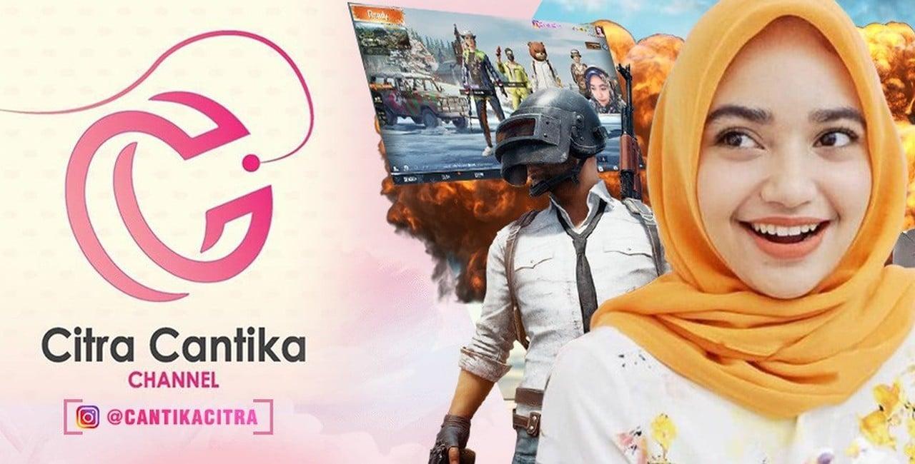 Citra Cantika Facebook Gaming header