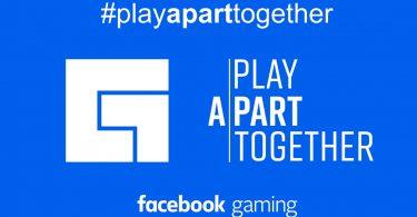 Facebook Gaming PlayApart Header
