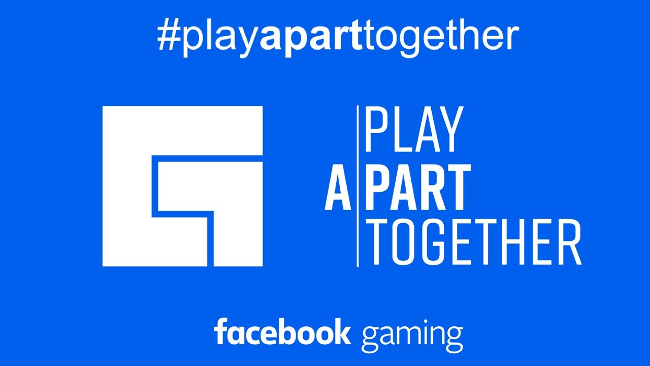 Facebook Gaming PlayApart Header