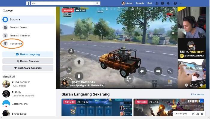 Fitur-Turnamen-Facebook-Gaming