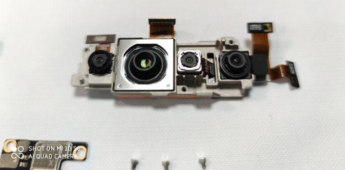 Foto 6 - Komponen Kamera Belakang