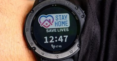 Garmin Stay Home