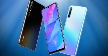 HUAWEI Y8P Feature