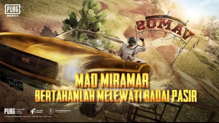 Mad Miramar PUBG Mobile