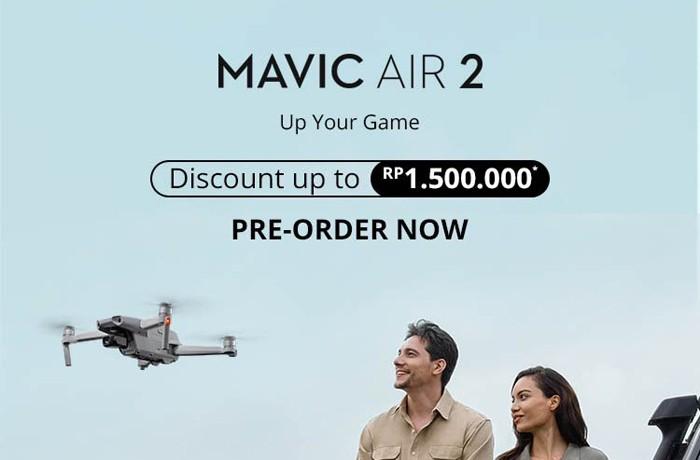 Mavic Air 2 pre order