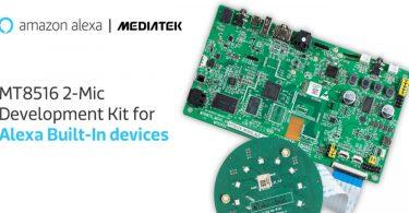 MediaTek Amazon Development Kit Header.