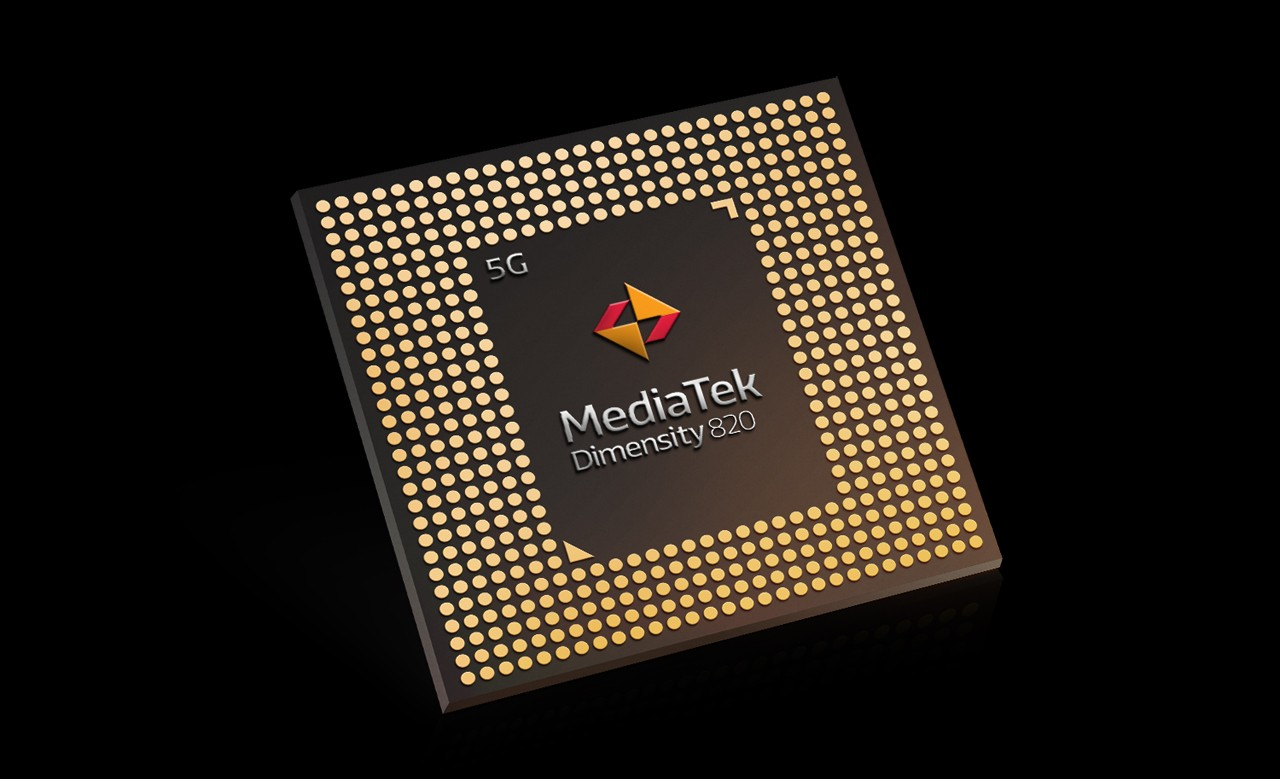 MediaTek Dimensity 820 copy