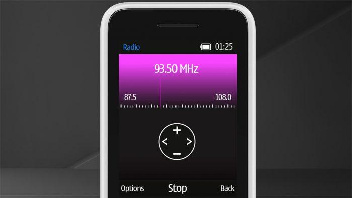 Nokia 125 Radio