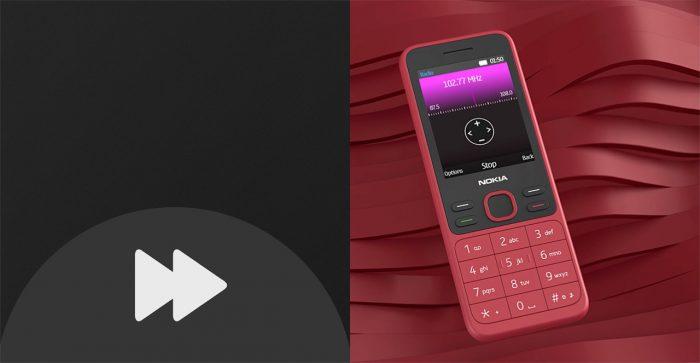 Nokia 150 FM Radio