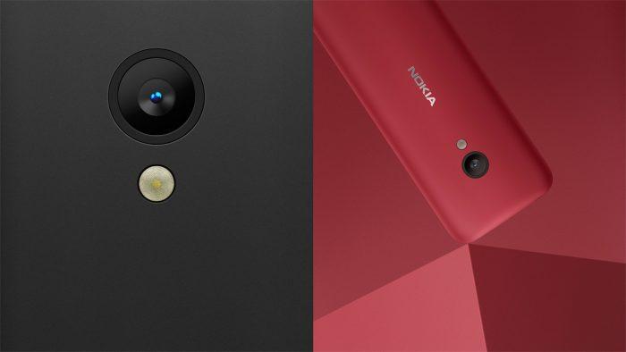 Nokia 150 kamera