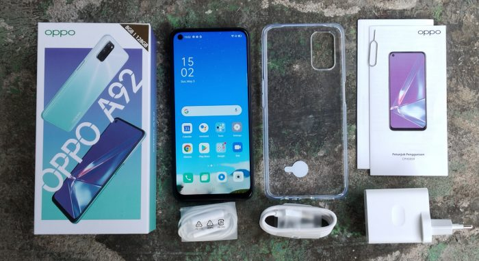 OPPO A92 All Package