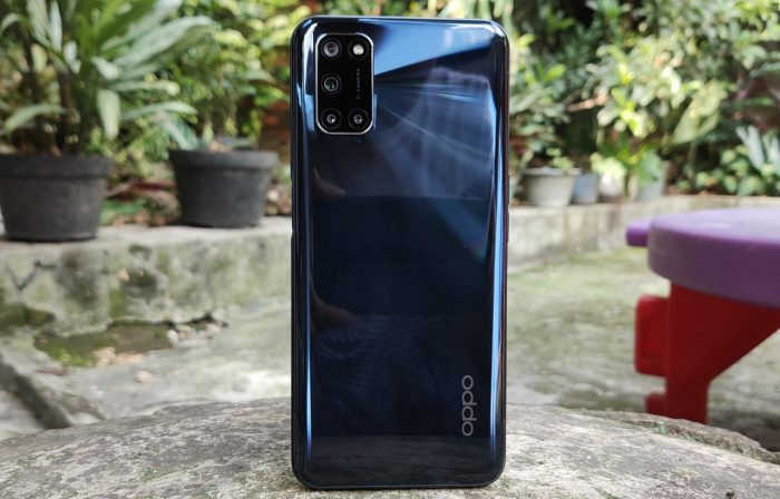 OPPO A92 Back